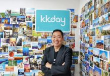 CEO KKday Ming Chen