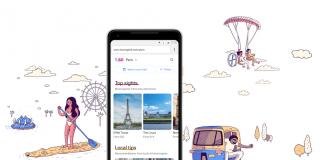 Google ra mắt Touring Bird